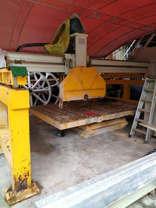 Old stone CNC cutting bridge cutting machine, old infrared bridge cutting